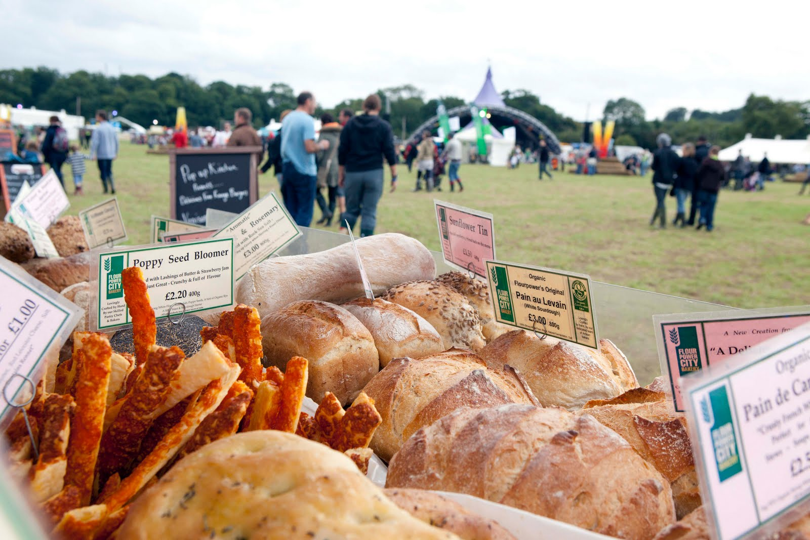 How To Organize A Food Festival