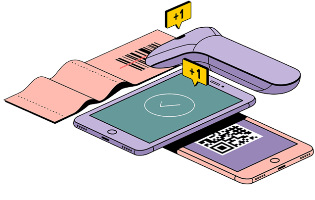 Barcode Scanners and Check-in Apps: which one and why